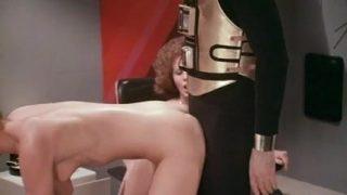 Vintage Sluts Get Fucked in Old-School Sci-Fi XXX Parody