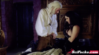 Yennefer Cosplay Slut Gets Fucked By The Witcher