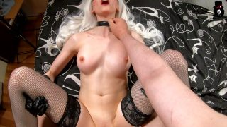 Felicia Hardy Cosplaying Catwoman Gets Fucked And Fingered POV