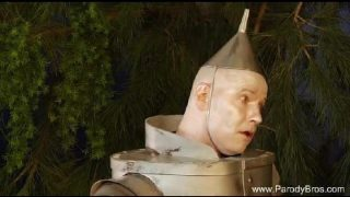 The Wicked Witch Cosplayer Getting Fucked Hard By The Tin Man